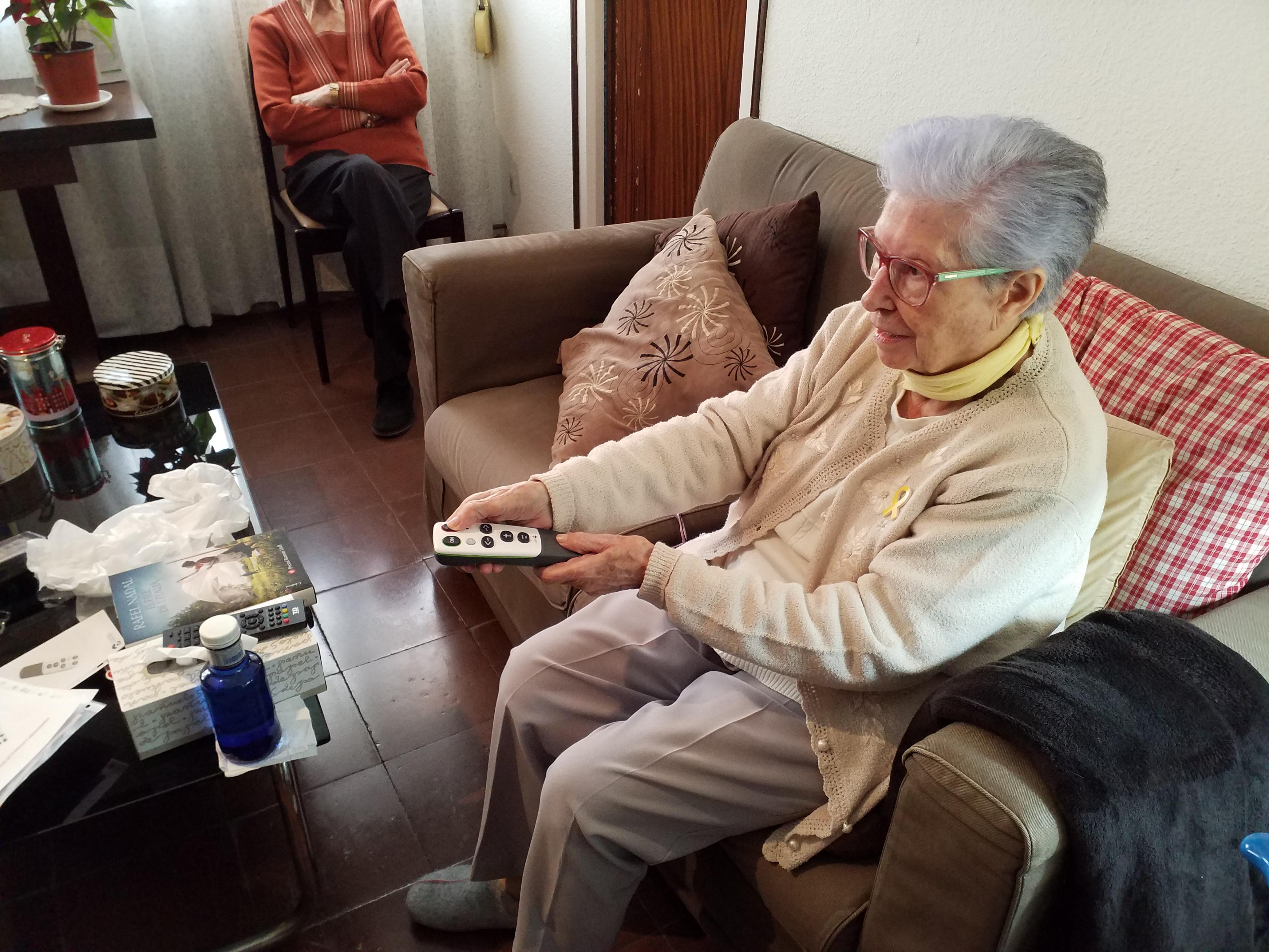 Read more about the article L'AVI i la RMF promouen l'autonomia de 50 persones grans amb dependència