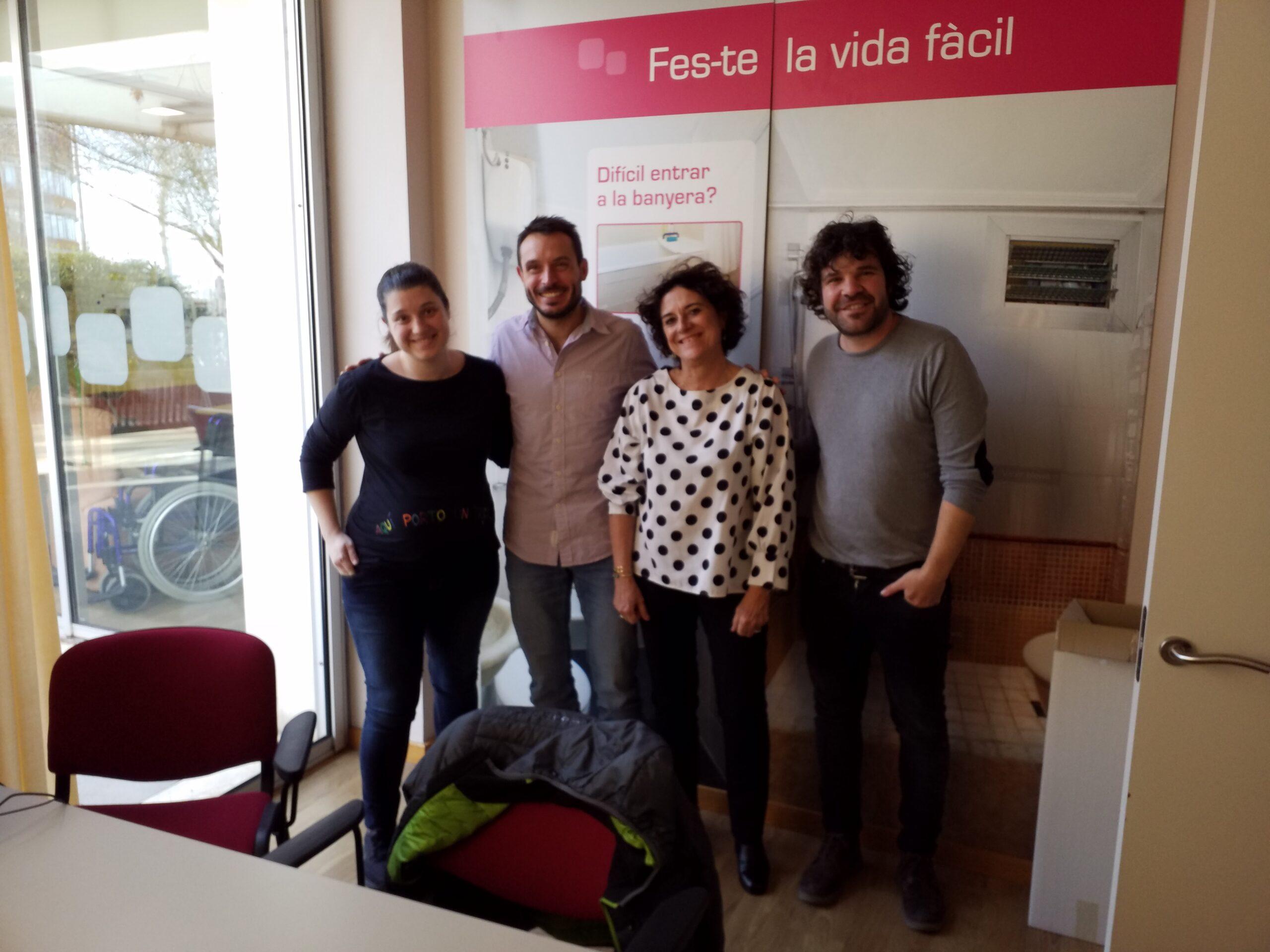 Read more about the article Ortorent, nou col·laborador en el lloguer de productes de suport